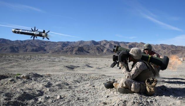 Estados Unidos confirma la venta de 150 misiles Javelin a Ucrania